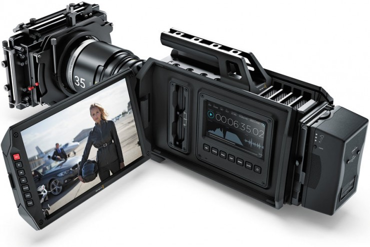 4k Ultra HD and HD Film Production London - image Blackmagic-URSA-4K-with-PL-Mount on http://www.4kfreelance.com