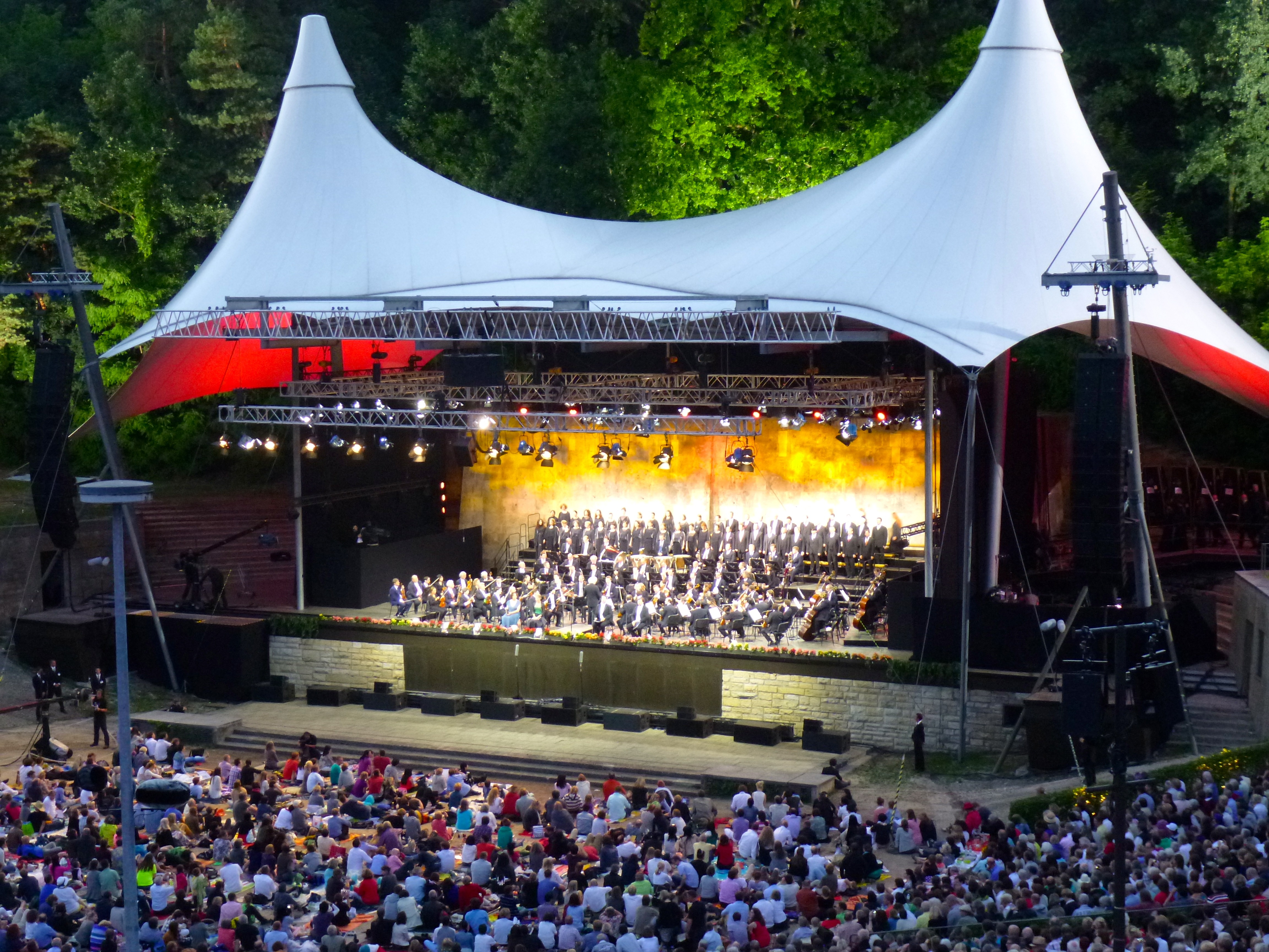 Concerts - image waldbuhne-181836 on http://www.4kfreelance.com